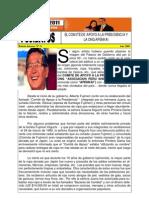 El Comite de Apoyo A La Presidencia y La ONG APENKAI (1º Parte)