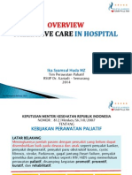 Workshop Palliative Care 13 Januari 2014
