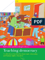 Teaching Democracy En