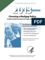 CMS Medigap Policy