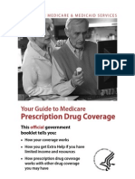 Medicare Prescription Drug Manual