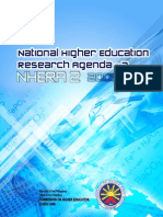 Nationa Higher Education Research Agenda 2