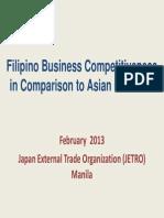 JETRO Business in Philippines