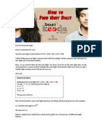 How to find unit digit - Learn at www.smartkeeda.com