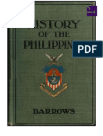 A History of the Philippines by David P. Barrows