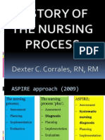 History of the Nursing Process