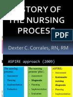 History of the Nursing Process