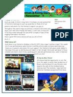 Newsletter Week 7 Autumn 2 2013