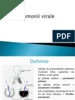 pneumonii virale