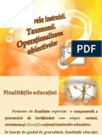 Sem 6 Obiectivele Instruirii