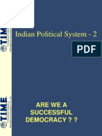 Indian Political System-2