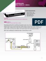 Uputstvo Za Podesavanje TP-LINK TD-8816 ADSL2+ Rutera