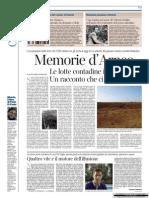 Memorie D'Arneo  Le lotte contadine in Salento Un racconto che ci riguarda