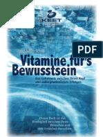 eBook Vitamine Fuers Bewusstsein Von HJ Scheld