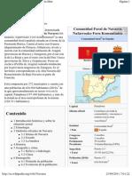 Navarra - Wikipedia, La Enciclopedia Libre