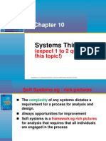 Ch10 System Thinking