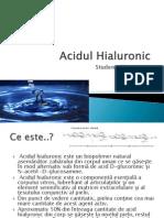 acidul hialuronic