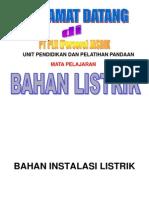 Slide Bhn Listrik