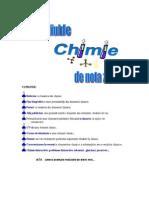 Portofoliu Chimie