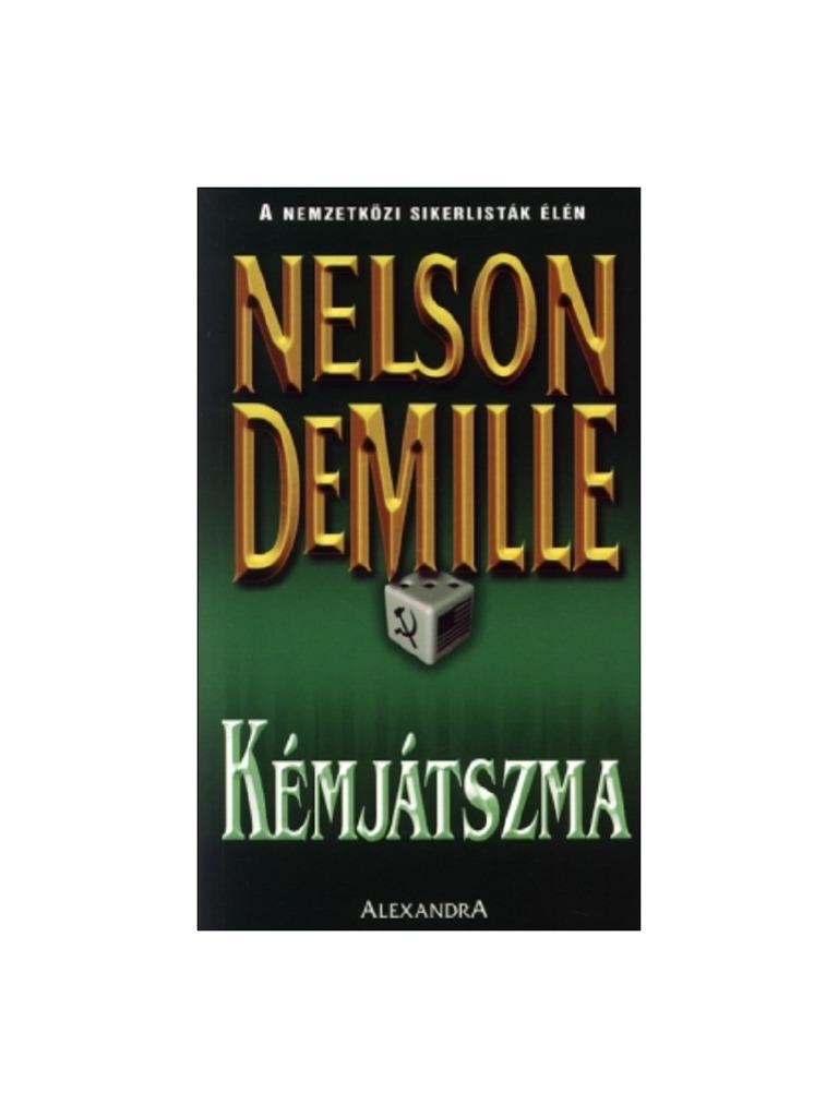 Nelson DeMille - Kémjátszma 0f3f6b74ac