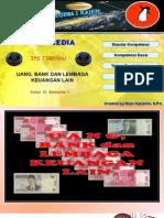 Bab 7 Uang Dan Lembaga Ekonomi