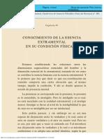 El logos predicamental - Capítulo 4