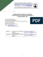 5.3.Raport Evaluare Cercetare Aracis 2013 17 Mai