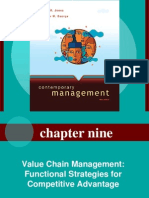 Value Chain Management
