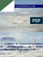 E-110 Bandeirante - Grupo Turbo Propulsor