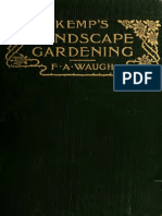 Landscape Gardening How to Lay Out a Garden (1911)