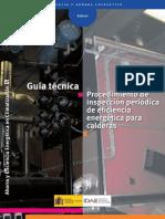 procedimiento inspección periódica calderas