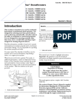 Toro Snowblower Manual 3365-702