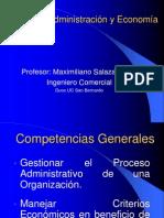 Duoc UC Administracion y Economia 2013