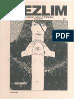 [Vol.1,No.1] Mezlim - Candlemas 1990