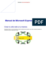 Manual de Microsoft Expression Web Designer