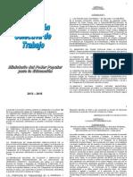 Contrato Colectivo Doc.2013-2015