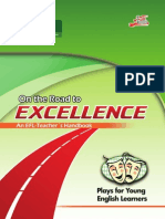 On the Road to Excellence-Plays for Young English Learners