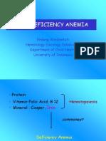 Anemia Defisiensi Fe