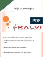 Java Seminar 5