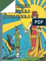 Leyendas y fábulas peruanas