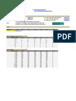 Calendar 2014 v3 in Excel