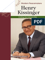 Henry Kissinger Modern Peacemakers