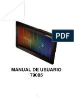 T9005 Manual Spanish