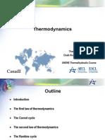 Thermodynamics Presentation Lkhl