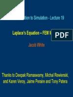Intro to Simulation