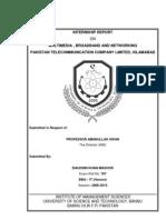 Ptcl Report 2