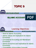 Topic 9 - Islamic Accounting