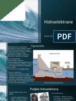 Hidroelektrane