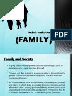 Family(Sociology)