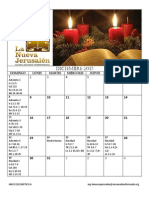 Calendarioa Eclesiastico A